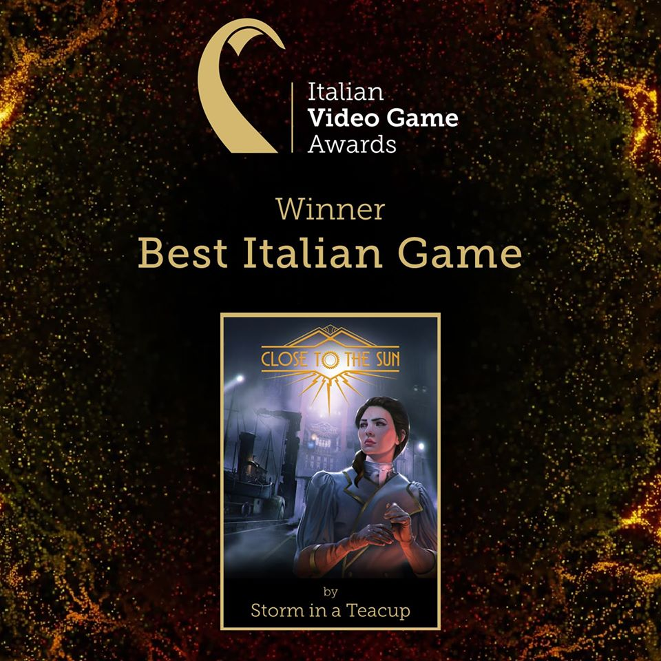 CLOSE TO THE SUN IS THE BEST ITALIAN GAME 2020
